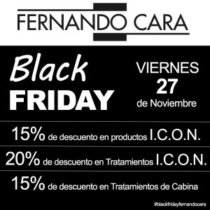 black friday fernando cara dos
